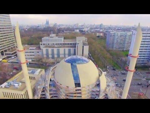 مشروع مسجد كولونيا المركزي في المانيا