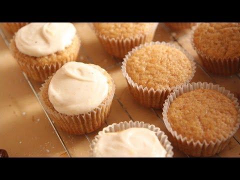 Orange Creamsicle Cupcake Recipe with Cream Cheese Buttercream - The Vegan Cupcake Project