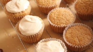 Orange Creamsicle Cupcake Recipe With Cream Cheese Buttercream - The Vegan Cupcake Project