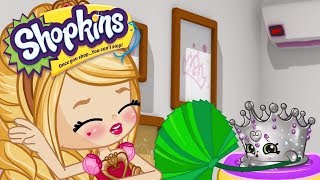 SHOPKINS - SHOPKINS CROWN | Cartoons For Kids | Toys For Kids | Shopkins Cartoon