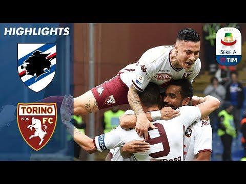 Sampdoria 1-4 Torino | Torino Put Four Past Hosts Sampdoria | Serie A