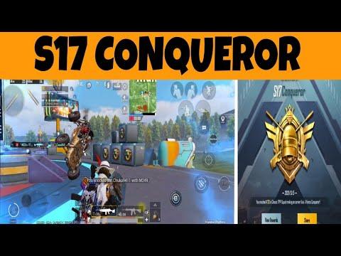 S17 CONQUEROR ON