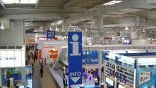 Cebit  expo 2006 in Hannover Germany