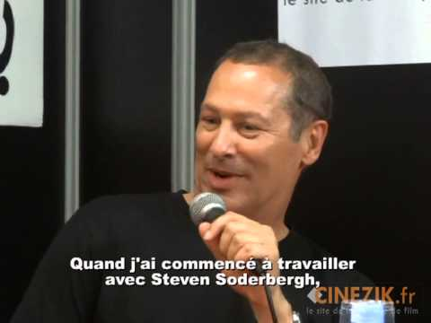 "Cliff Martinez : ""Steven Soderbergh m'a demandé de me débarrasser des mélodies"""