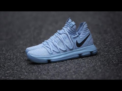 Unboxing KD10 basketball shoes (OEM)