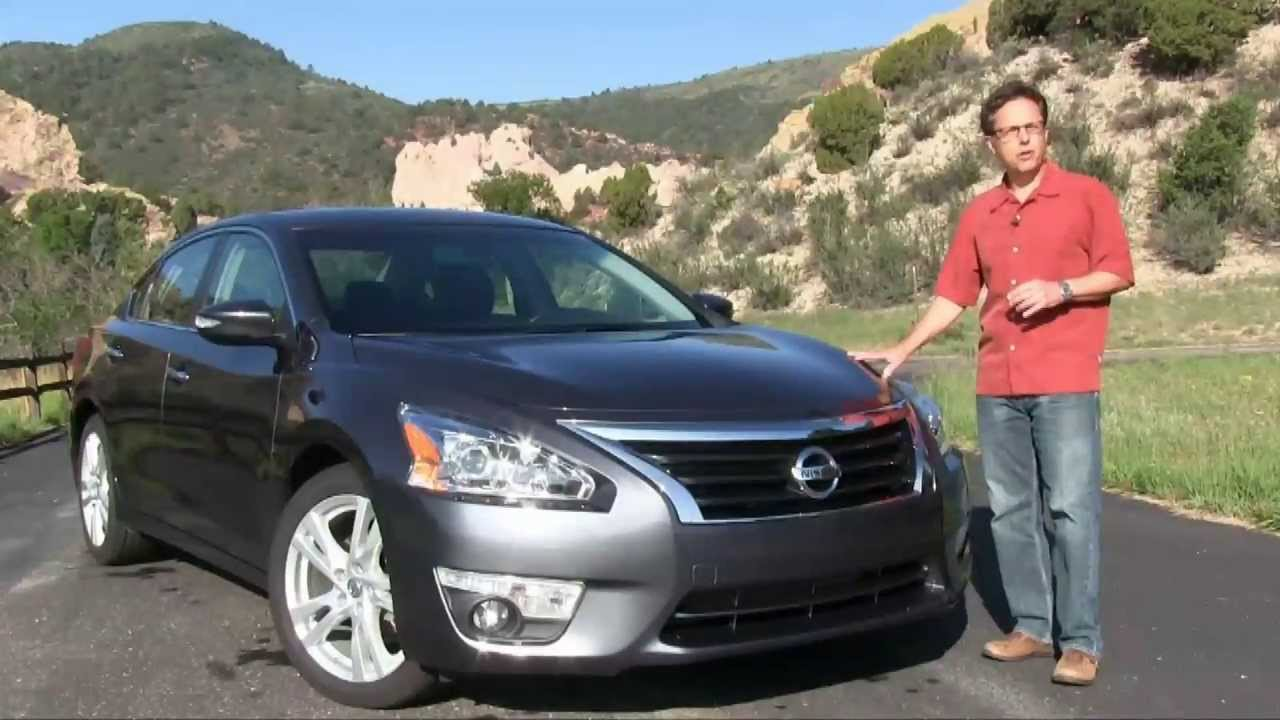 Amazing 2014 Nissan Altima Review