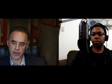 2017/04/06: Dr Jordan B Peterson Chats with Some Black Guy