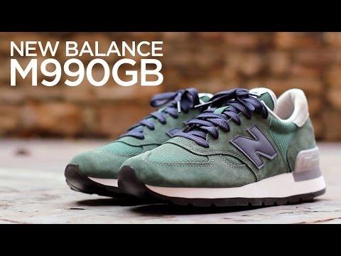 new balance 990 green