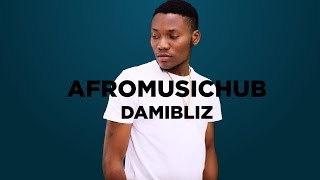 DamiBliz - Hold Me [An Afromusichub Show]
