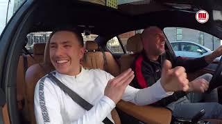 Bij Andy in de auto: Steven Berghuis over mislukt avontuur Watford