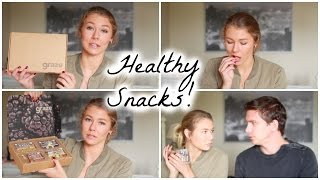 Healthy Eating Habits // Snacking