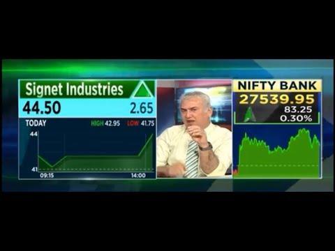 Buy Signet Industries : Prakash Diwan