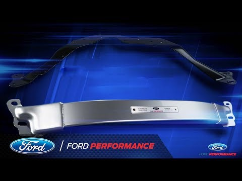 Ford Performance 2015-2018 Mustang GT350R Strut Tower Brace Kit | Ford Performance