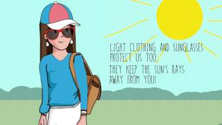SickKids A Sun Safety Poem by Dr. Miriam Weinstein