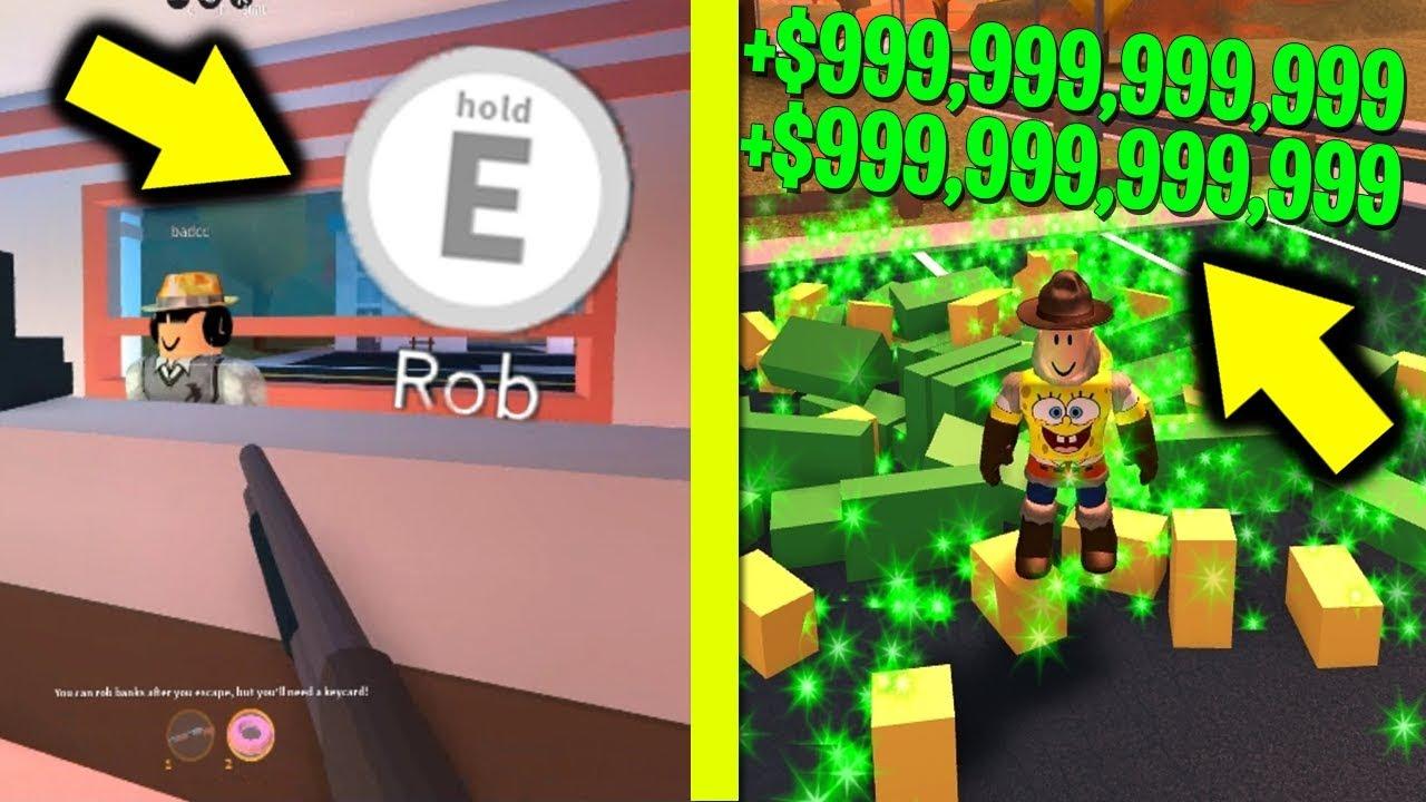 4 Unlimited Money Glitches On Roblox Jailbreak Youtube - infinite money glitch in roblox jailbreak