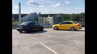 Autocult - Обзор редких Audi S4 b6 и b7 с моторами V8 4.2