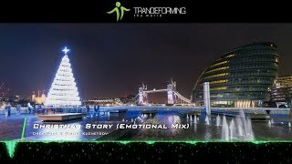 DreamLife & Dmitriy Kuznetsov - Christmas Story (Emotional Mix) [Music Video] [Abora Recordings]