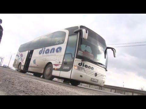 В Волгоградской области автобусы проверили на предмет безопасности пассажиров