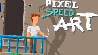 Ratatouille - Pixel Speed Art