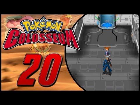 Donner Spam im Crypto-Labor! - Pokémon Colosseum [Deutsch/German] #20