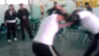 pelea de la tec 11