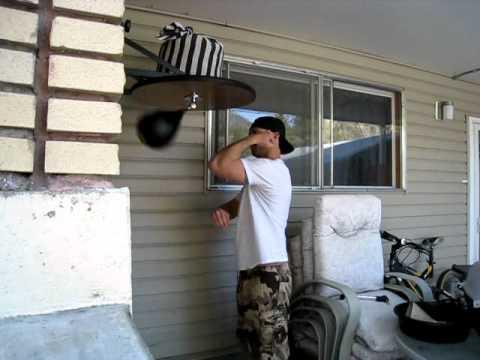 Hittin Speed Bag Everlast Elite L Youtube
