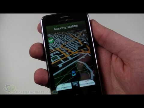 Garmin Asus nuvifone M10 unboxing video