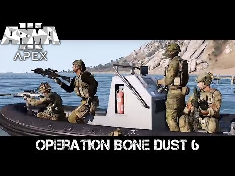 ArmA 3 Special Forces - Operation Bone Dust 6