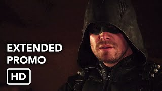 """Arrow 4x18 Extended Promo """"Eleven-Fifty-Nine"""" (HD)"""