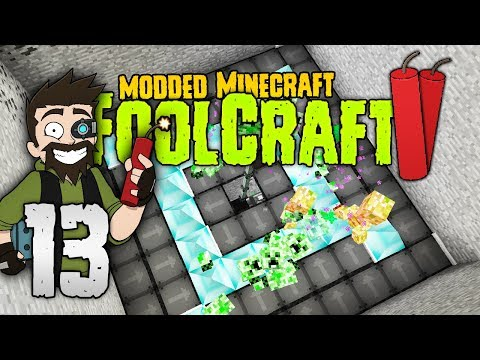 Explosive EXPERIMENTS | #13 | FoolCraft 2 | Modded Minecraft
