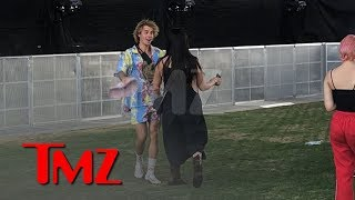 Justin Bieber Gets Hyped Before Yodel Kid | TMZ