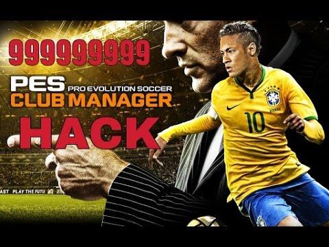 PES club Manager hack (sem aplicativo)