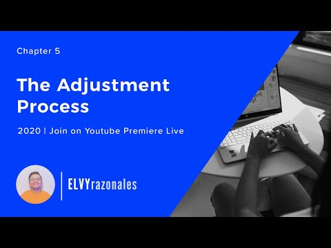 The Adjustment Process (Part 1) // (Elvy Razonales, CPA)