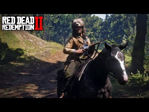 Red Dead Redemption 2 - Episode 2 - Bear Hunting