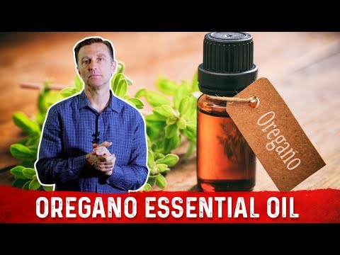 Use Oregano Essential Oil as a Natural Antibiotic