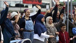 ألمانيا و مهاجروها..رؤية إيجابية للاجئين