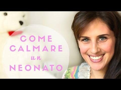 COME CALMARE un NEONATO: 15 Consigli || Agnes Cant