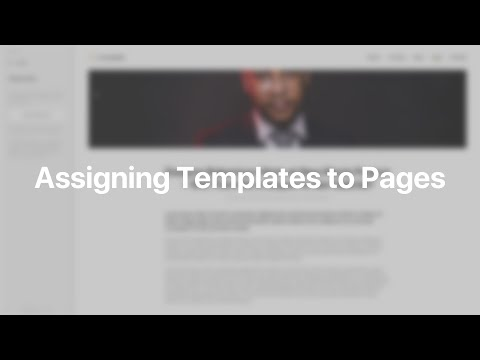 Assigning Templates To Pages   YOOtheme Documentation (Joomla)