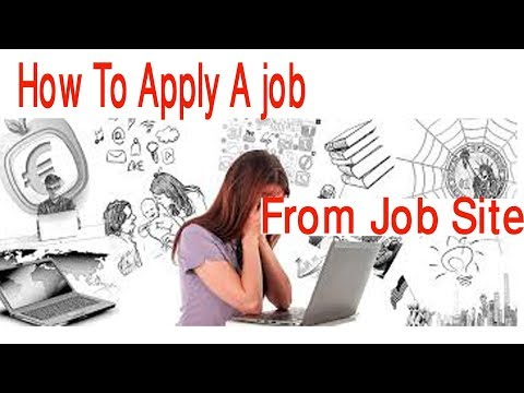 how to apply a job online in bangladesh