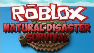 Roblox Stream Natural Disaster!!