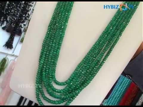 Gaurav At UBM 6th Edition Jewellery Pearl And Gem Fair
