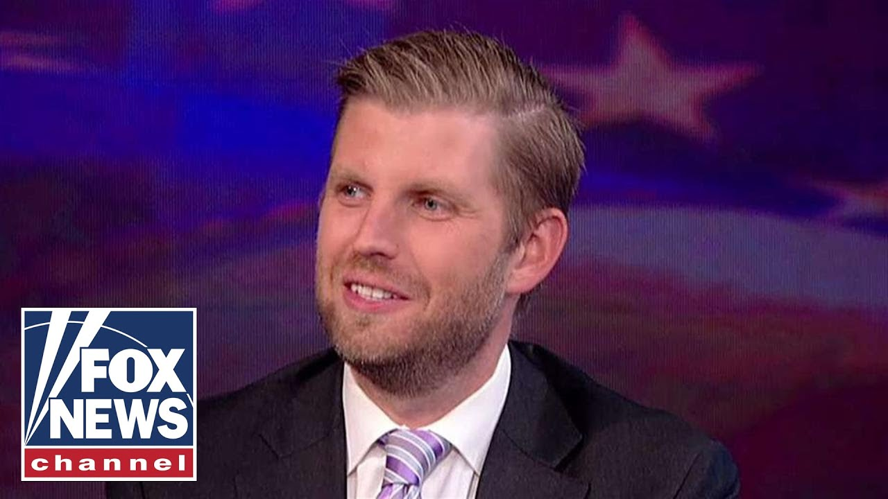 FOX News Eric Trump sounds off on 2020 Democrats' climate calamity