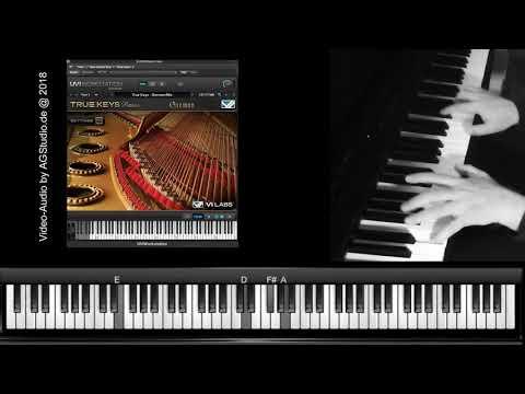 VI Labs True Keys - German Grand   (Test)