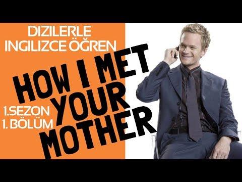 Dizilerle İngilizce Öğren   How I Met Your Mother   Wh Questions Öğren (Soru Kelimeleri)