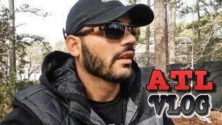 Atlanta Georgia Vacation Vlog! Aquarium, Stone Mountain, Downtown, Snow And More!