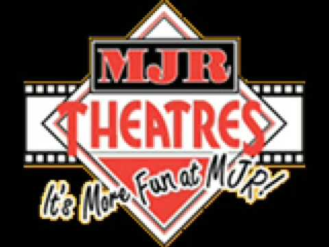 The MJR Theatres Song