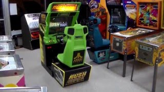 San Francisco Rush The Rock Arcade Game!  90