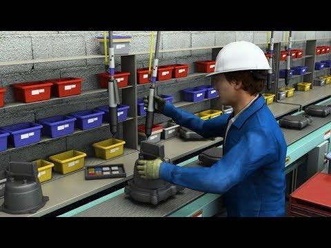Ergonomics for Industrial Environments Training