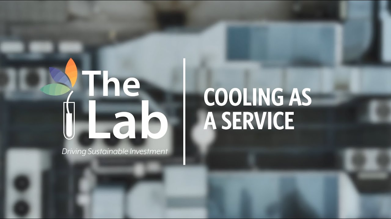 Cooling As a Service CaaS