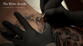 Rich Lambert Tattoo Challenge
